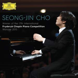 Chopin Competition Winner 2015: Seong-Jin Cho Product Image