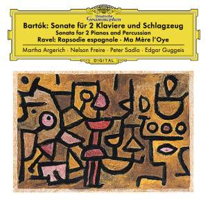 Bartok, Ravel: Works for 2 pianos and percussion
