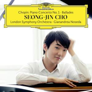 Chopin: Piano Concerto No. 1 and Ballades