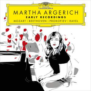 Martha Argerich: Early Recordings Product Image
