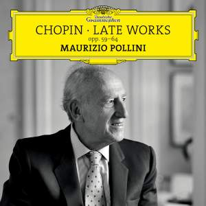 Chopin: Late Works Product Image