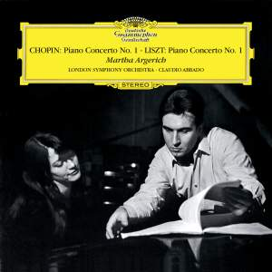 Chopin: Piano Concerto No.1 In E Minor, Op.11 / Liszt: Piano Concerto No.1 In E Flat, S.124