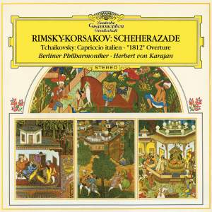 Rimsky-Korsakov: Scheherazade & Tchaikovsky