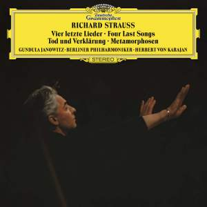 Strauss: Four Last Songs&#x3B; Orchestral Works