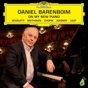 Daniel Barenboim: On My New Piano