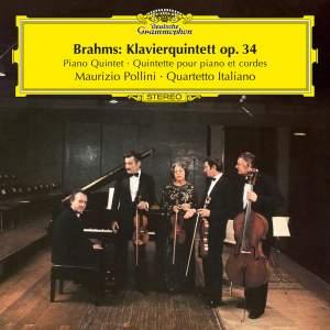 Brahms: Piano Quintet in F minor, Op. 34