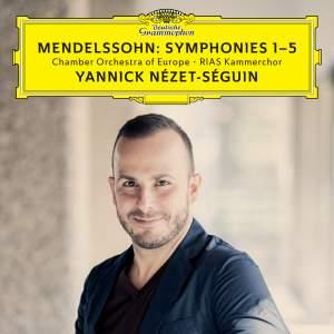 Mendelssohn: Symphonies Nos. 1-5 Product Image