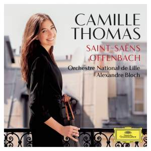 Camille Thomas plays Saint-Saëns & Offenbach