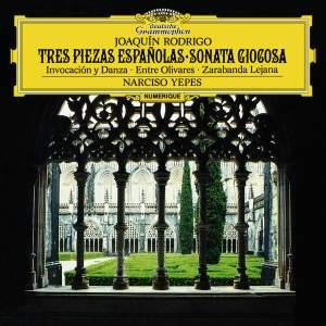 Rodrigo: Tres Piezas Españolas & Sonata Giocosa