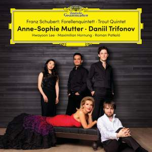 Schubert: Trout Quintet Product Image