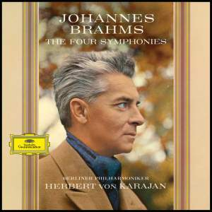 Brahms: Symphonies Nos. 1-4 (Complete) Product Image