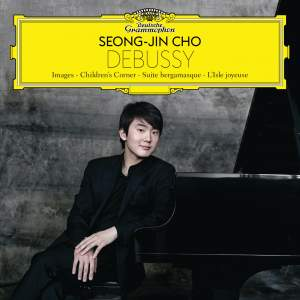 Debussy: Images, Children's Corner and Suite Bergamasque Product Image