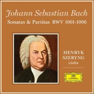 J.S. Bach: Sonatas And Partitas Product Image
