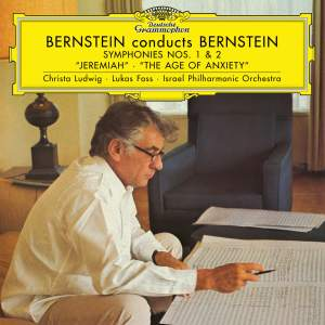 Bernstein: Symphony No.1 'Jeremiah' & No.2 'The Age of Anxiety'