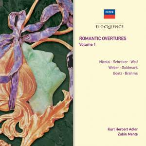 Romantic Overtures - Vol. 1