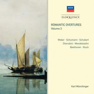 Romantic Overtures - Vol. 3