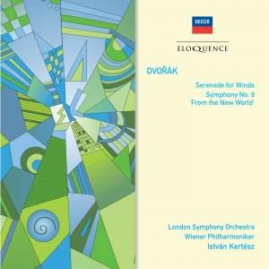 Dvorak: Symphony No. 9 & Serenade for wind instruments