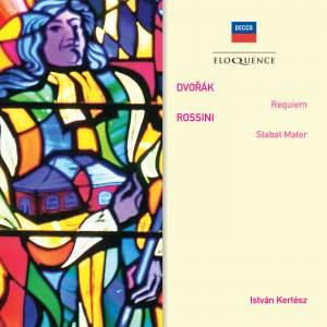 Dvorak: Requiem & Rossini: Stabat Mater