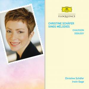Christine Schäfer sings Mélodies