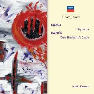 István Kertész conducts Kodaly & Bartók