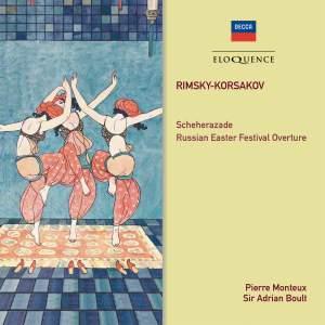 Rimsky-Korsakov: Scheherazade & Russian Easter Festival Overture