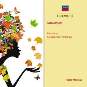 Stravinsky: Petrushka & Le Sacre du Printemps Product Image