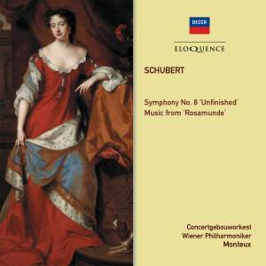 Schubert: Symphony No. 8 & Rosamunde excerpts