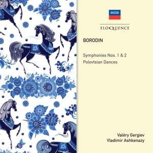Borodin: Symphonies 1 & 2 & Polovtsian Dances