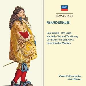 R. Strauss: Tone Poems