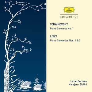 Tchaikovsky & Liszt: Piano Concertos