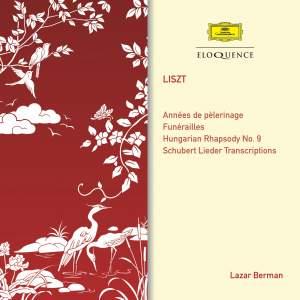 Lazar Berman plays Liszt