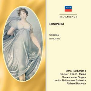 Bononcini, G B: Griselda (highlights)