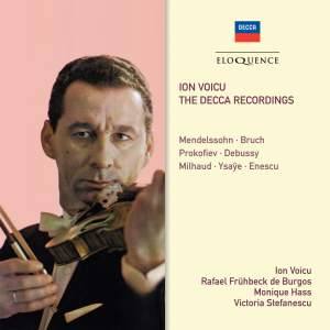 Ion Voicu: The Decca Recordings