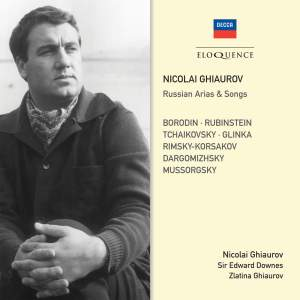 Nicolai Ghiaurov - Russian Songs and Arias
