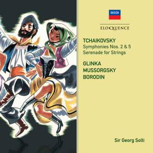 Tchaikovsky: Symphonies Nos. 2 & 5 & Russian Orchestral Works