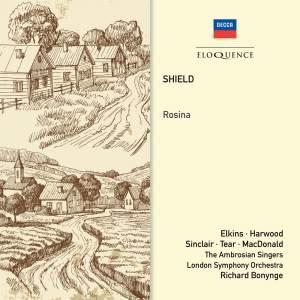 Shield, W: Rosina