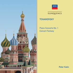 Tchaikovsky: Piano Concerto No. 1 & Concert Fantasy