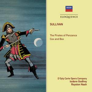 Sullivan: The Pirates of Penzance & Cox and Box