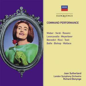 Joan Sutherland: Command Performance