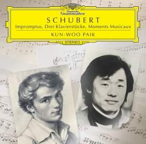 Schubert: Impromptus, Drei Klavierstücke, Moments Musicaux