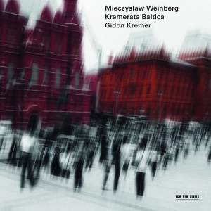Weinberg: Orchestral & Chamber Works