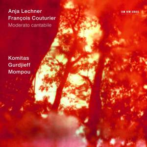 Moderato Cantabile: Komitas, Gurdjieff & Mompou