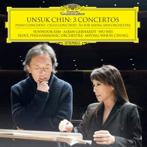 Unsuk Chin: Three Concertos