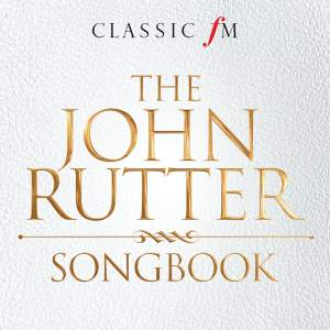 The John Rutter Songbook Product Image