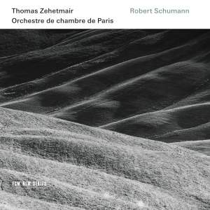 Schumann: Violin Concerto, Symphony No. 1 & Phantasie