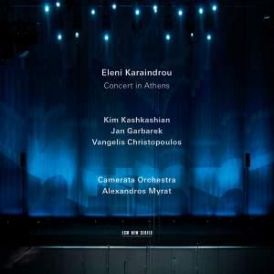 Karaindrou: Concert in Athens