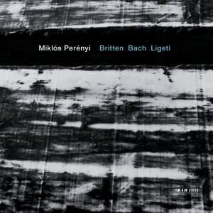 Miklós Perényi plays Britten, Bach & Ligeti