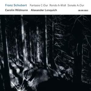 Schubert: Fantasy in C major, Rondo in B minor & Sonata in A major