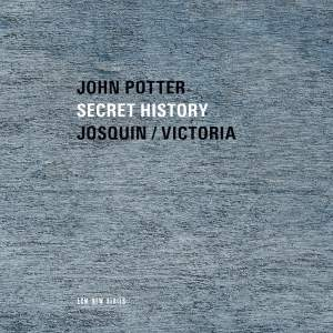 Secret History - Music by Josquin and Victoria Product Image