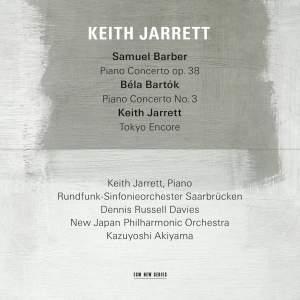Barber & Bartók: Keith Jarrett